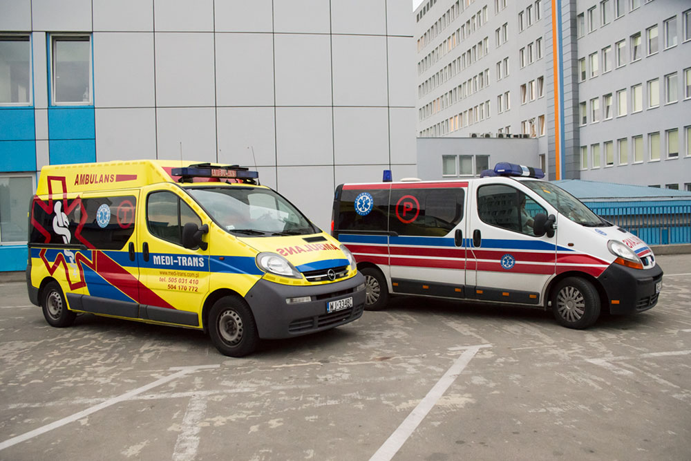 Medi-Trans - Transport medyczny